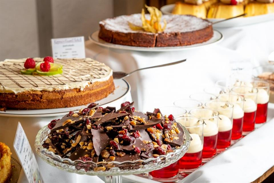 Kronen Gaard Hotell Desserter