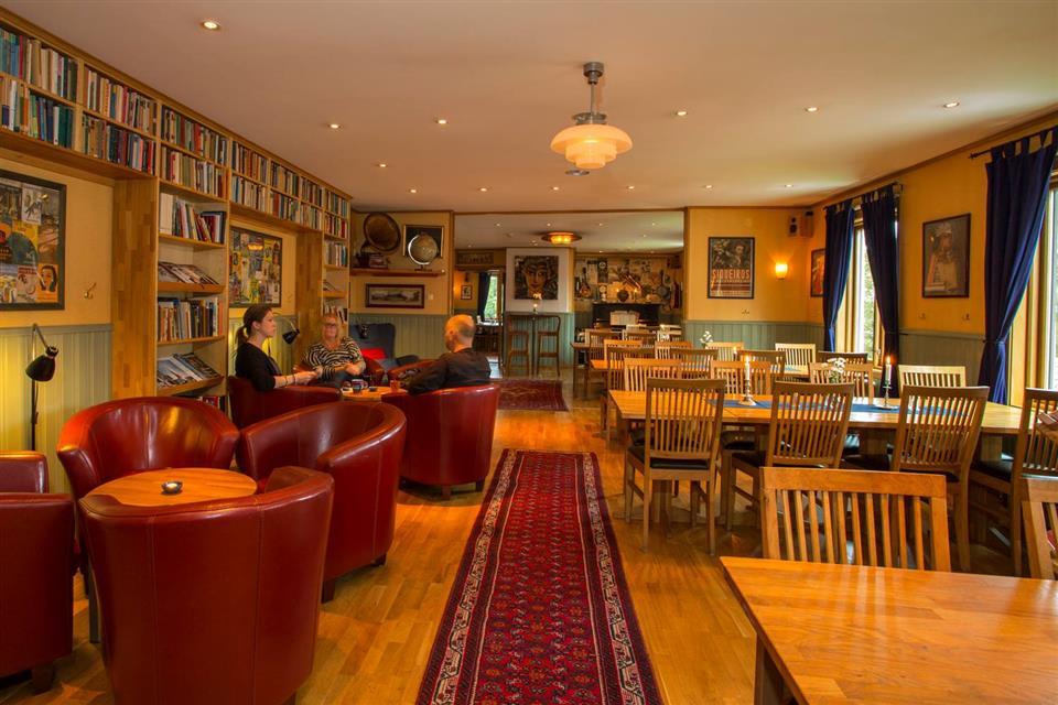 Hotell Gästis Restaurang