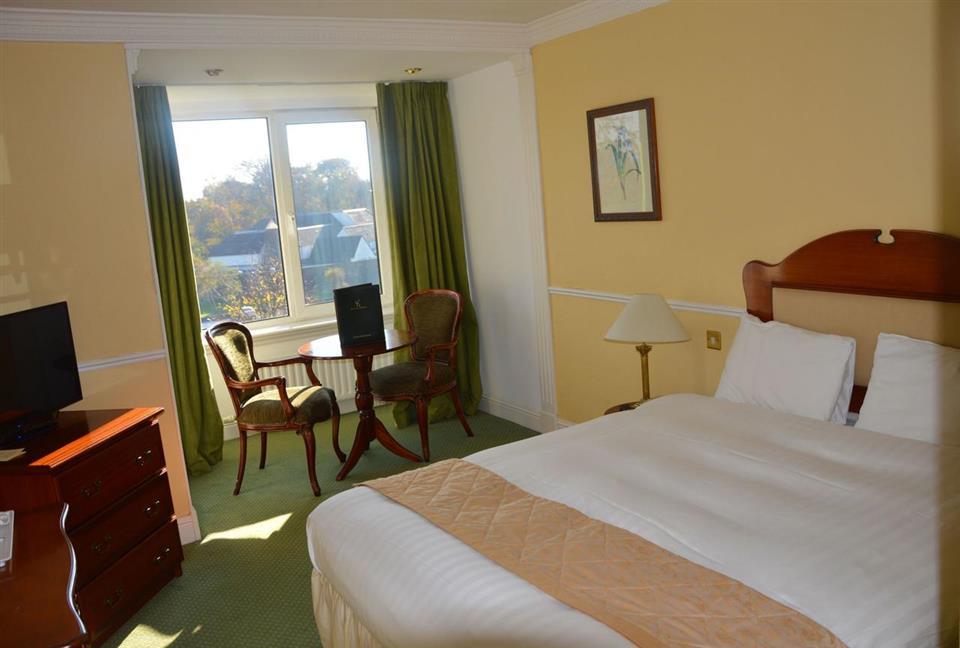 Brandon Hotel Double Bedroom