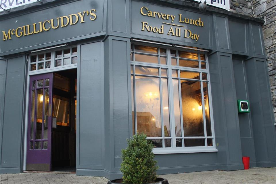 Killarney Court Hotel Mc Gillicuddys Bar