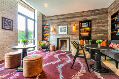 The Croke Park Hotel Library