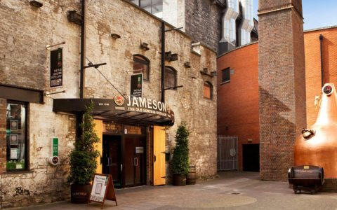 Maldron Hotel Tallaght Jameson Distillery