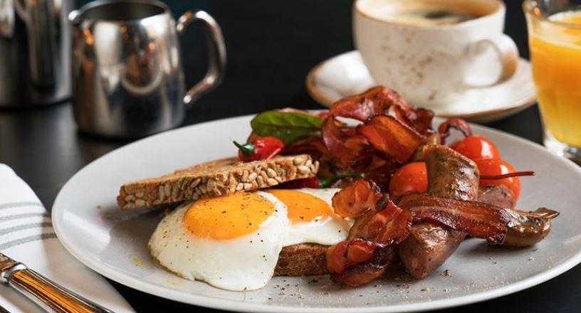 Thon Hotel Backlund Frukost