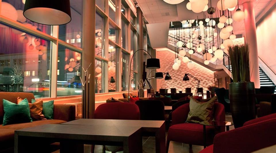 Clarion Hotel Sense Lobby