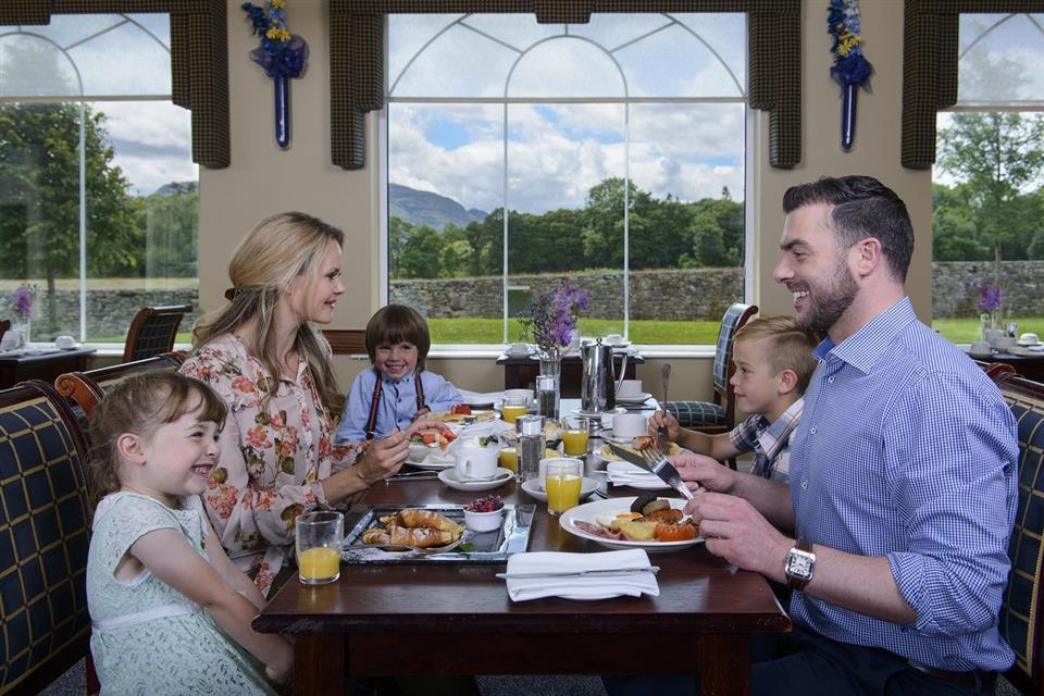The Gleneagle Hotel Restaurant