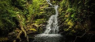 Scotts Hotel Torc waterfall
