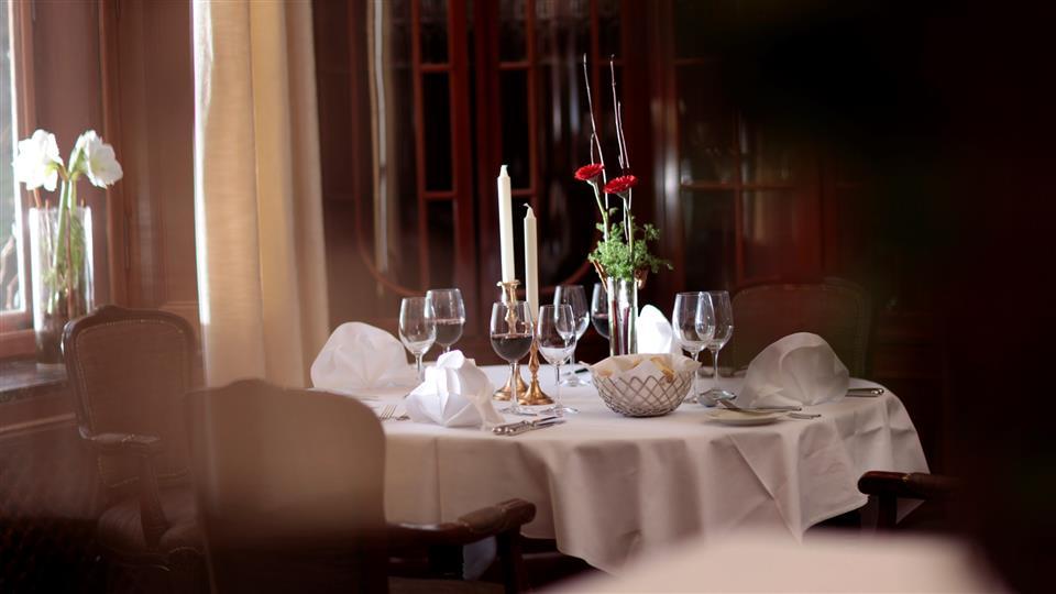 Bjertorp Slott Restaurang