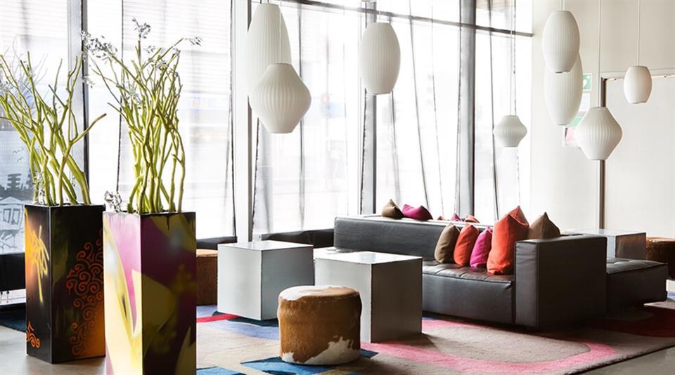 Comfort Hotel Square Lounge