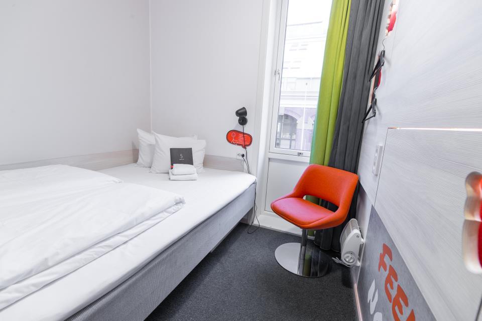 Smarthotel Oslo Dubbelrum