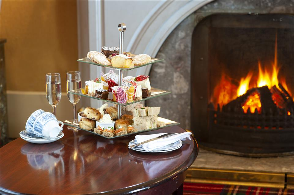 Arnolds Hotel Afternoon Tea