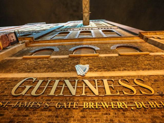 Tallaght Cross Hotel Guinness Storehouse