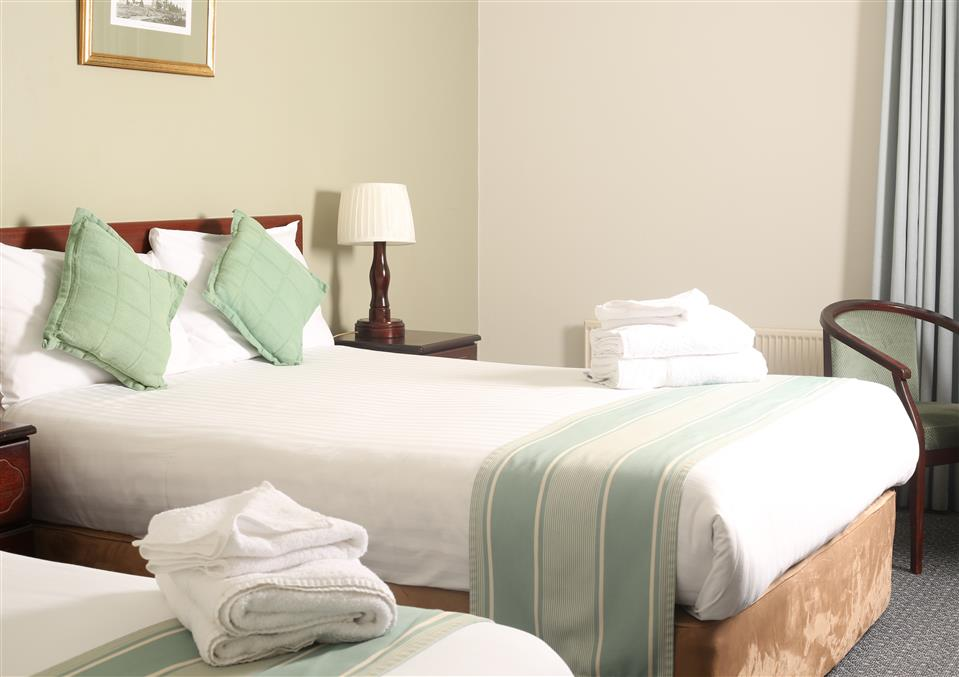 Auburn Lodge Hotel Bedroom