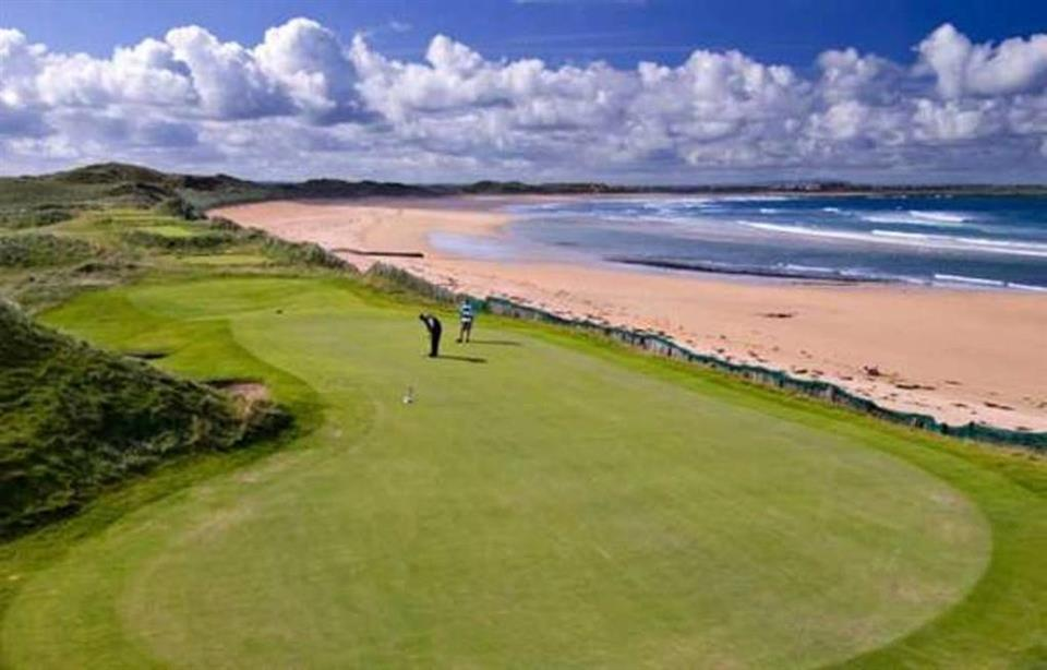 Doonbeg Holiday Homes Golf