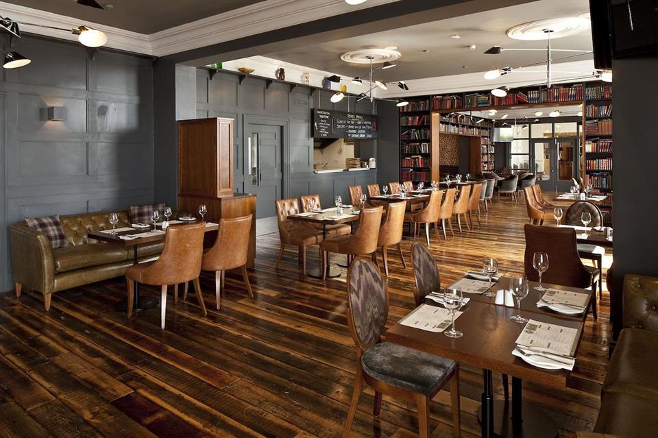Ambassador Hotel Restaurant