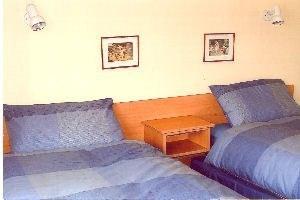 Kerry Holiday Village Bedroom