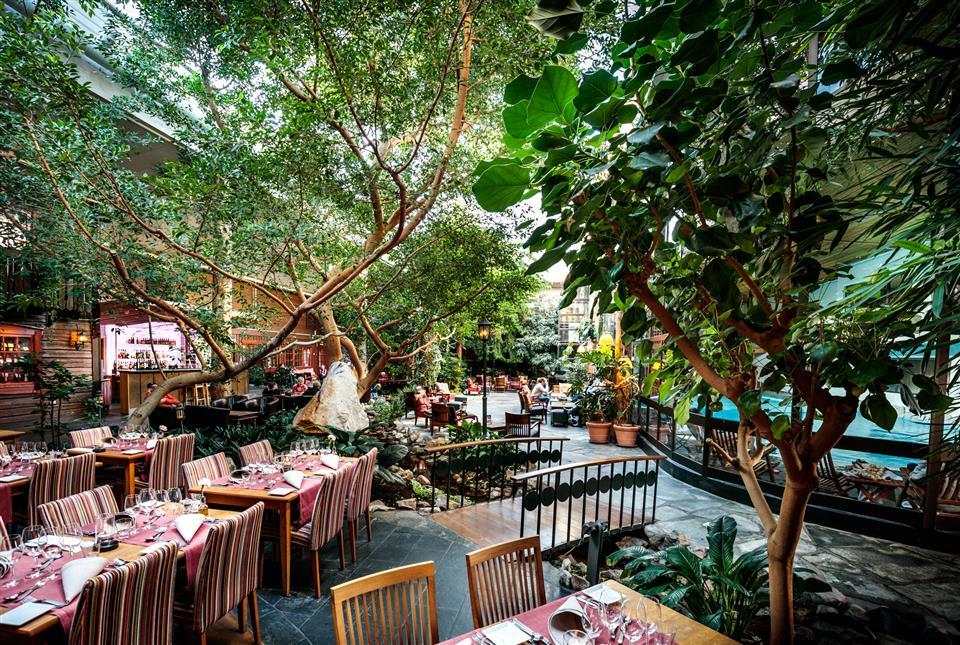 Storhogna Högfjällshotell & Spa  Restaurang