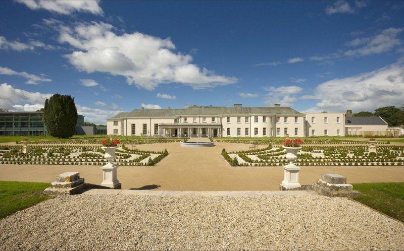 Walled Garden Lodges estate