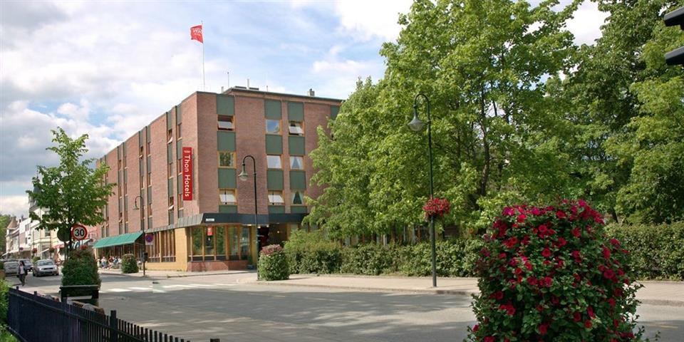 Thon Hotel Backlund Fasad