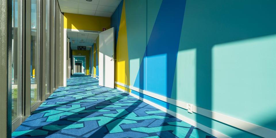 Thon Hotel Gardermoen Korridor