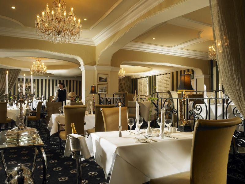 Killarney royal hotel restaurant