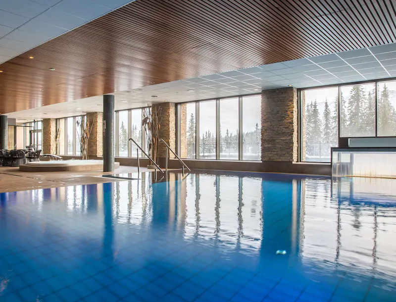 Radisson Blu Mountain Resort & Residences Pool