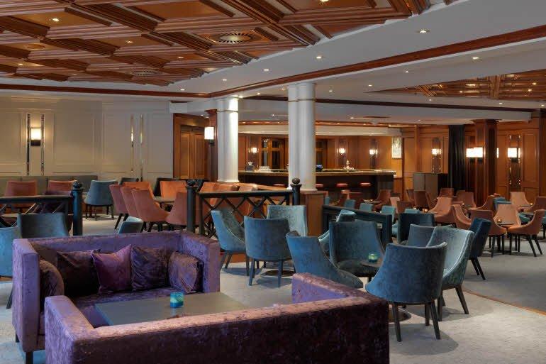 Scandic Lillehammer Hotel Lounge