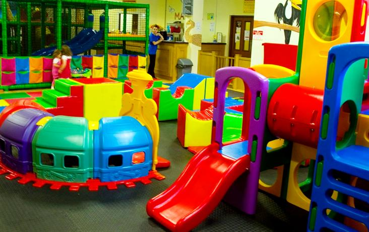 Gweedore Court Hotel Play Area