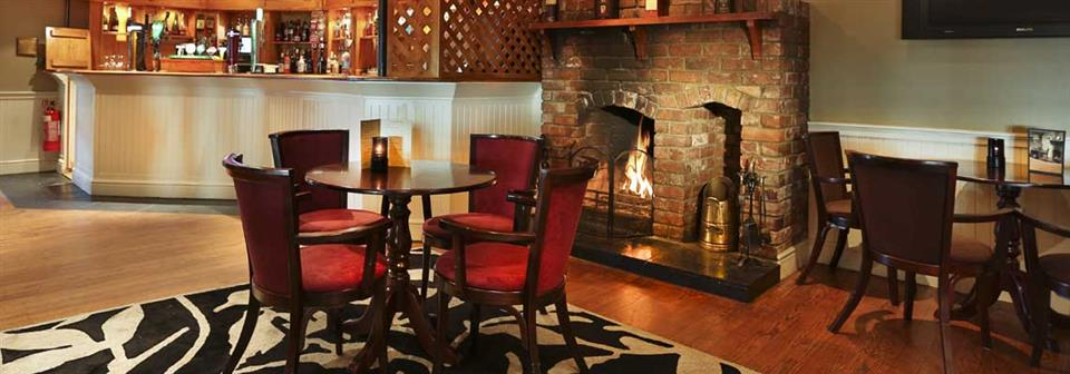 Kenmare Bay Hotel bar Dining Area