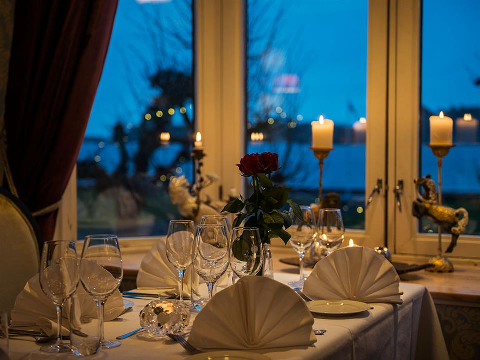Hotel Wassilioff Restaurang