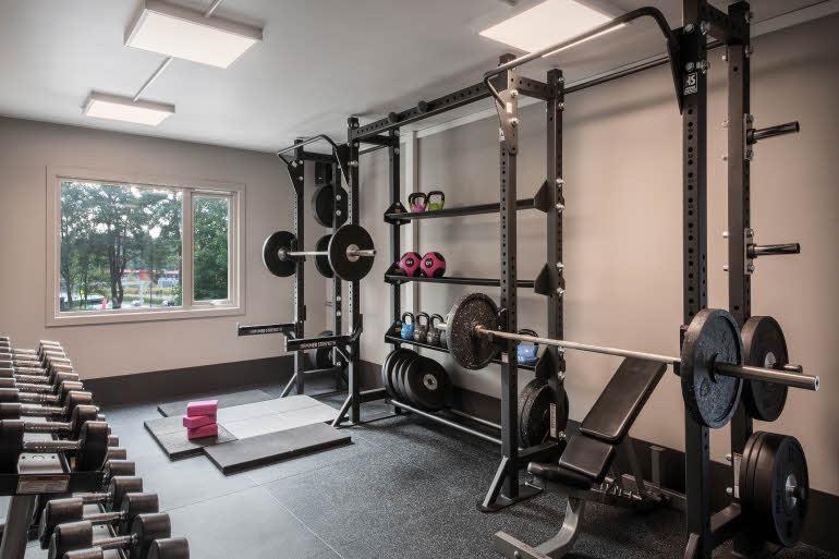 Scandic Kokstad Gym