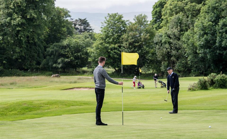 Castlerosse Park Resort Golf Club