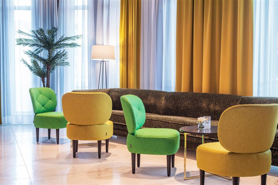 Thon Hotel Harstad Lobby