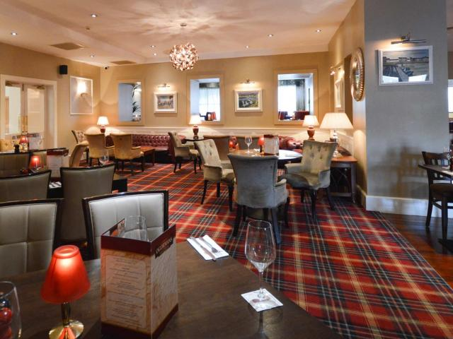 Clybaun Hotel Lounge