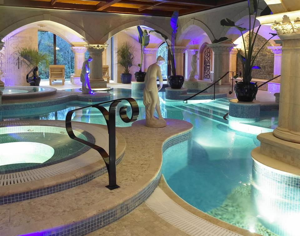 muckross Park Hotel swimming pool