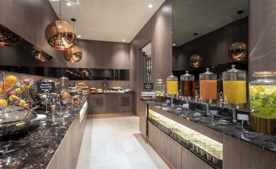 Clayton Hotel Charlemont Breakfast Buffet