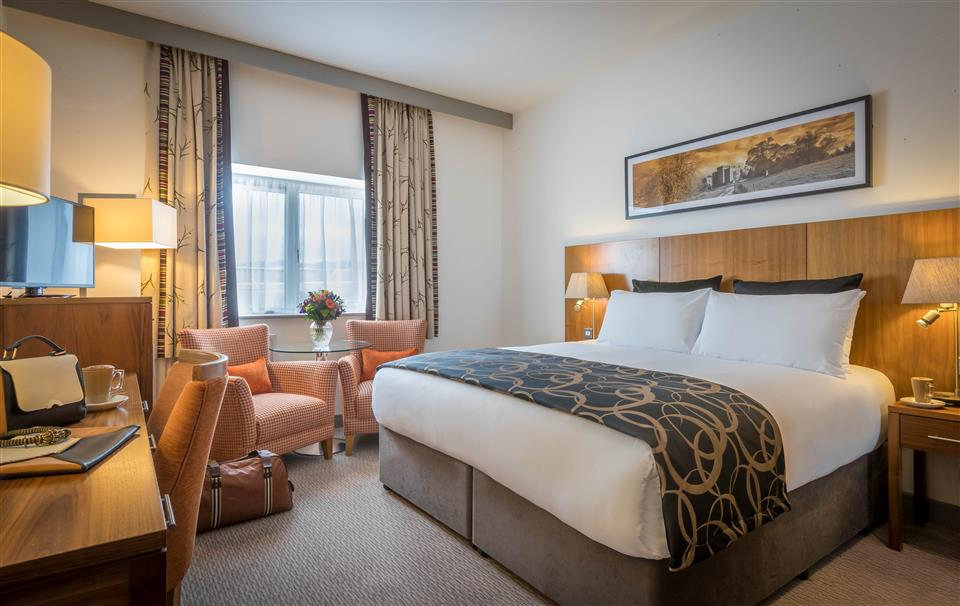 Clayton Hotel Sligo Bedroom