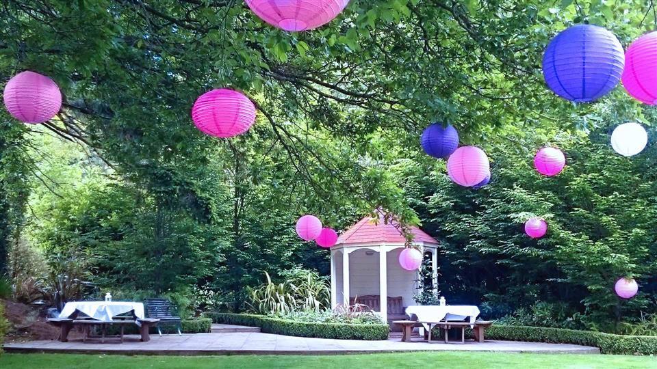 Glenview Hotel garden