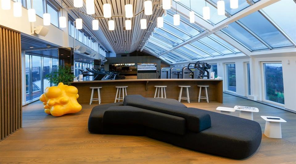 Quality Hotel Edvard Grieg Gym