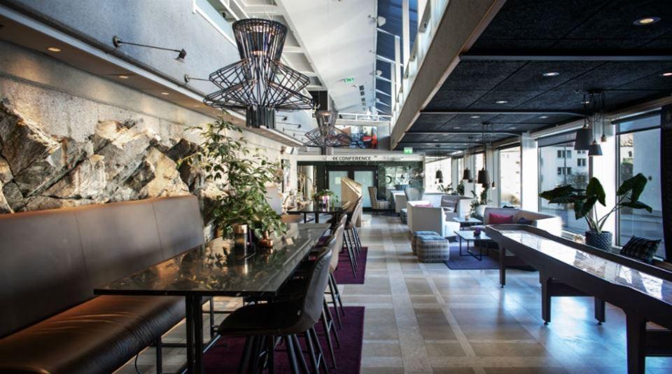 Quality Hotel Panorama Göteborg Restaurang