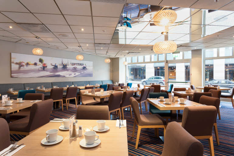 Scandic Byparken Restaurang