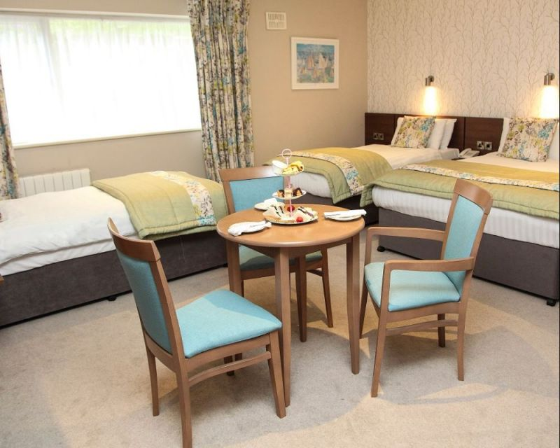 Arklow Bay Hotel family room
