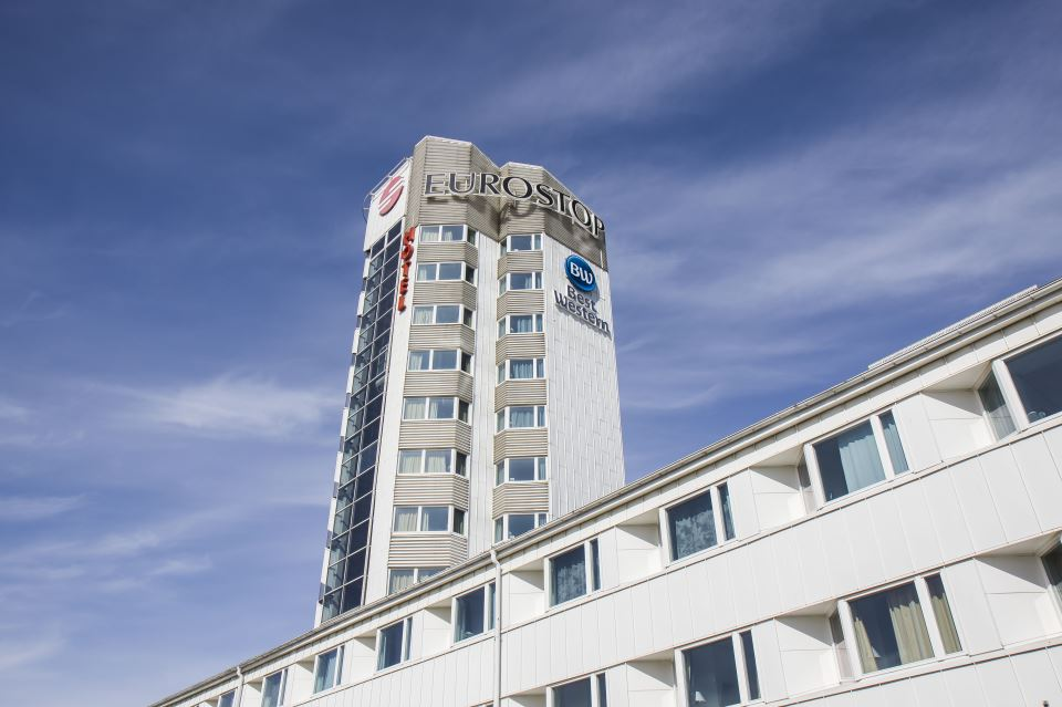 Best Western Eurostop Örebro Fasad