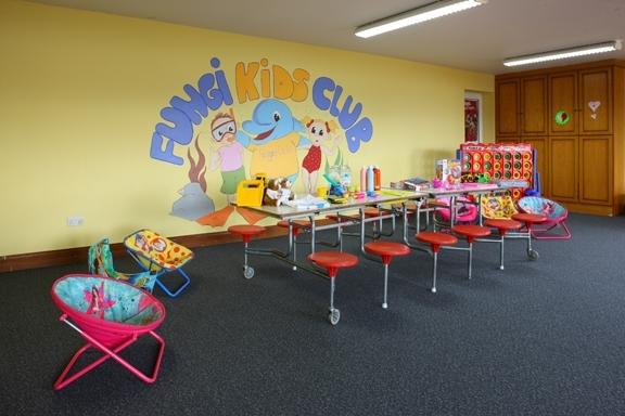 Dingle Skellig Hotel Fungi Kids Club
