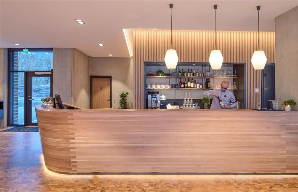 Ydalir Hotel Reception