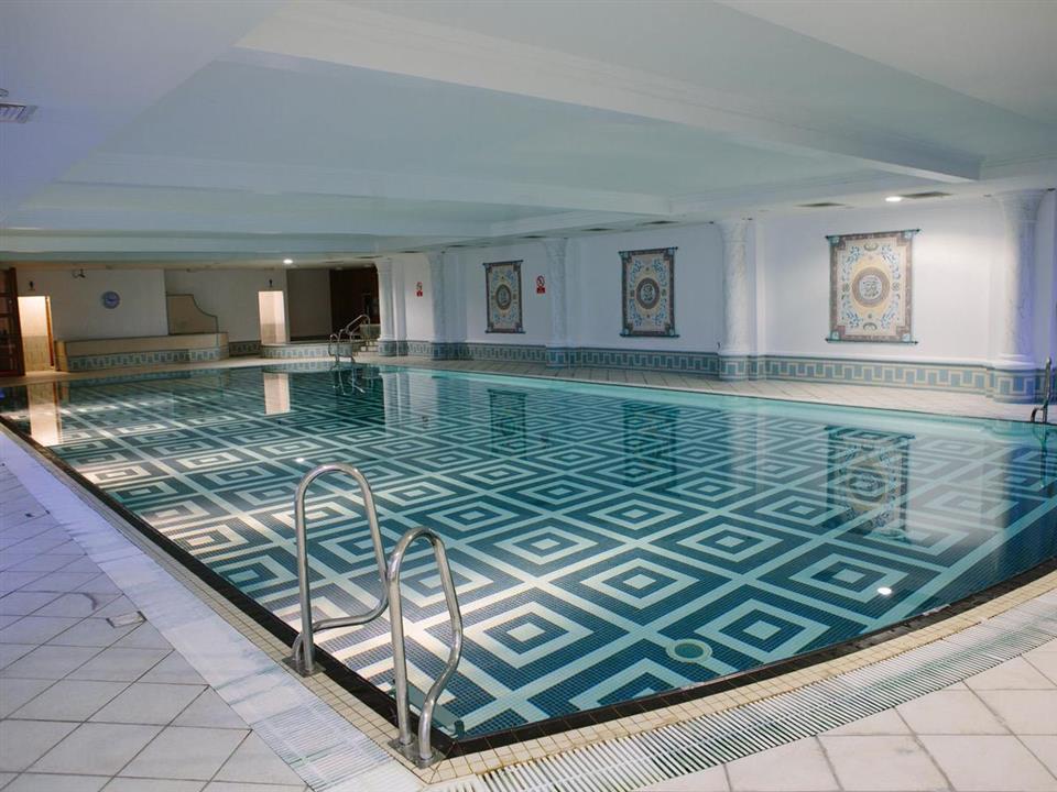 Inisowen Gateway Hotel Swimming Pool