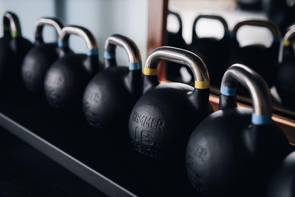 Elite Palace Hotel Gym