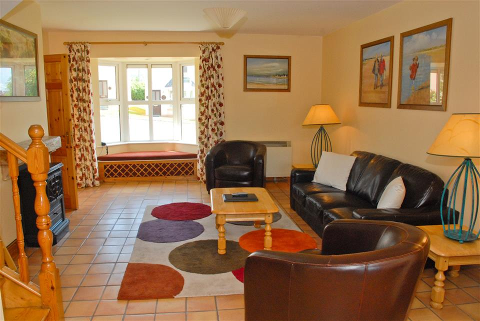 Dingle Marina Cottages LivingRoom