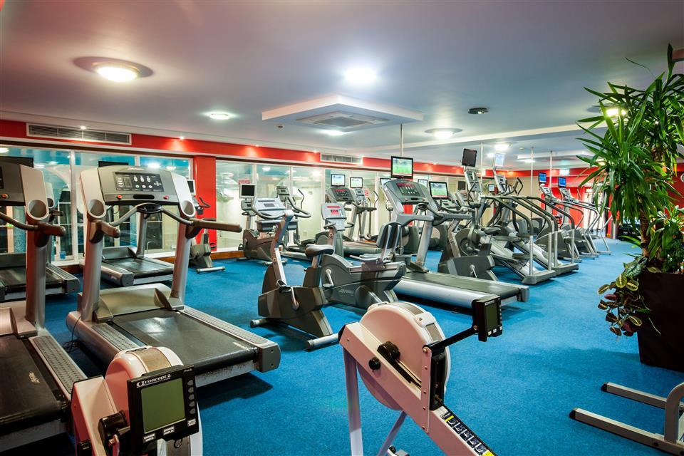 Oriel House Hotel Gym
