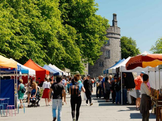Kilkenny Ormonde Hotel Farmers Market