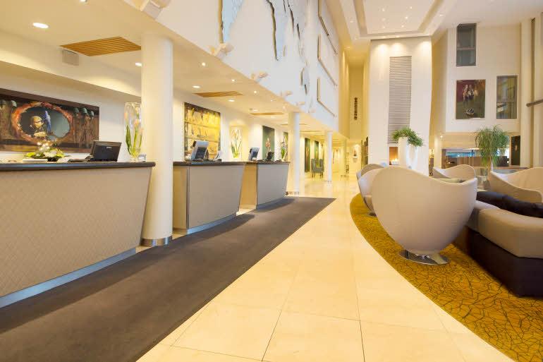 Scandic Hotel Nidelven Reception
